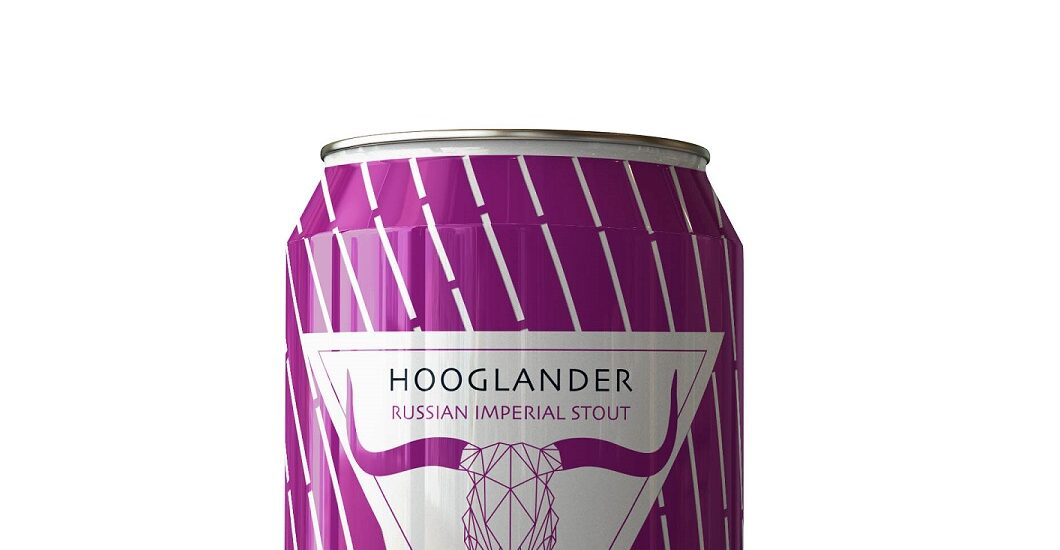 Hooglander Russian Imperial Stout