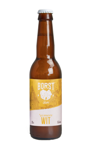 Borst Bier Witte